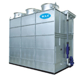 SCF Counterflow Closed Circuit Cooling Tower